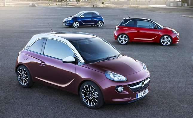 Vauxhall Adam Revealed: Is this Buick's New Fiat 500 Rival?