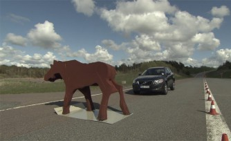 Volvo Shows Off Future Safety Systems  Videos