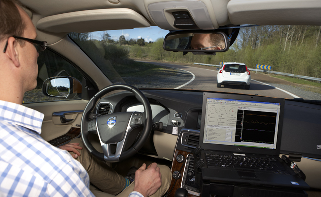 Volvo Safety Features Under Testing for Future