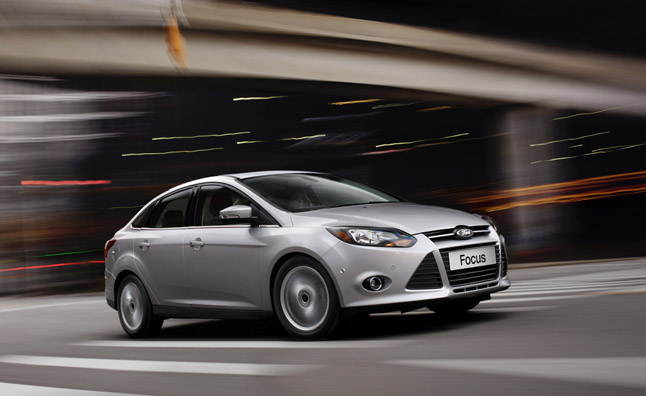 Ford Focus Set to Take Sales Crown from Toyota Corolla