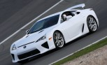 Win a Chance to Drive a Lexus LFA at Laguna Seca – Video
