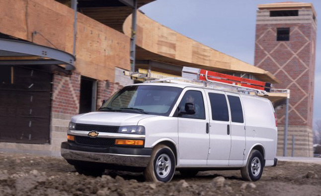 GMC Vans Recalled For Rust Leading to Fuel Leak