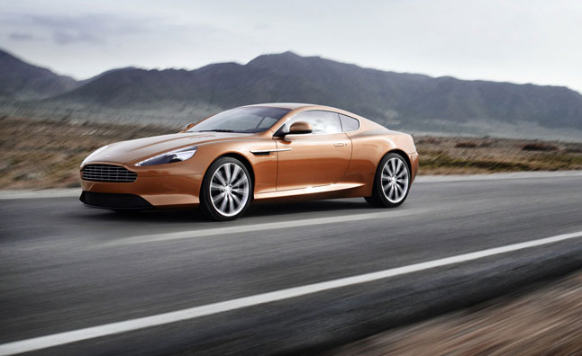 Aston Martin Virage Axed for DB9 Replacement