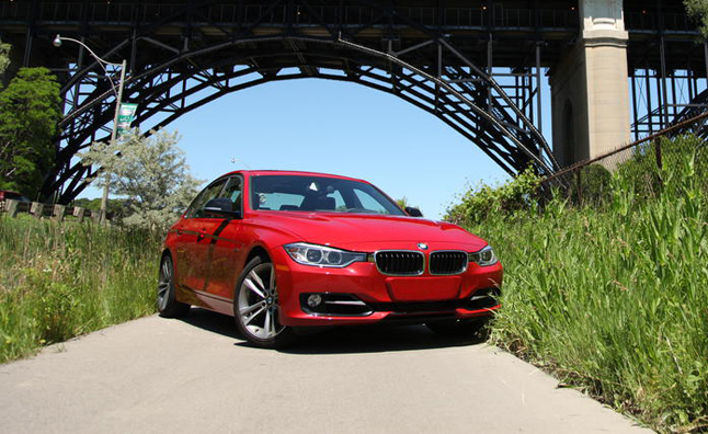 BMW 3 Series Start-Stop Recalibration Available