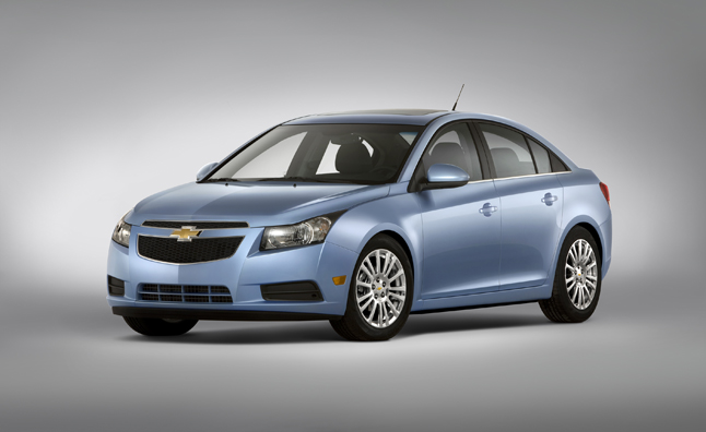 Five-Point Inspection: 2012 Chevrolet Cruze Eco