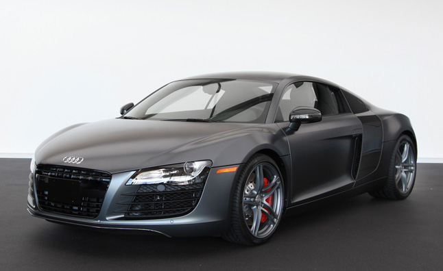 2012 Audi R8 Exclusive Selection Edition Headed to US