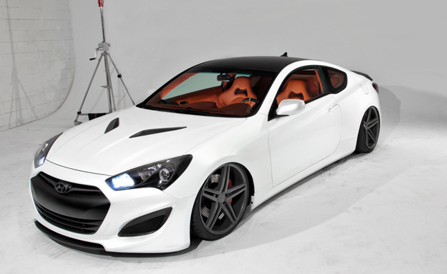 2012 Hyundai 'Remix' Cars Headed to SEMA After Party