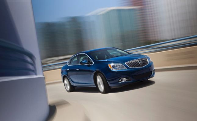 2013 Buick Verano Turbo Starts at $29,990