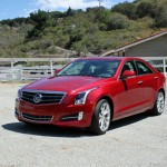 Five-Point Inspection: 2013 Cadillac ATS 3.6L V6