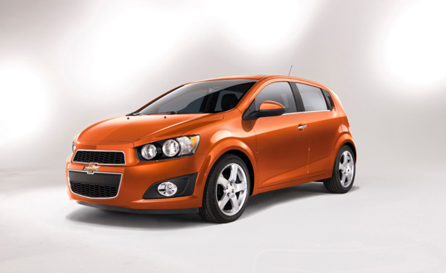 2012 Chevy Sonic Recalled for Faulty Washer Fluid Hose