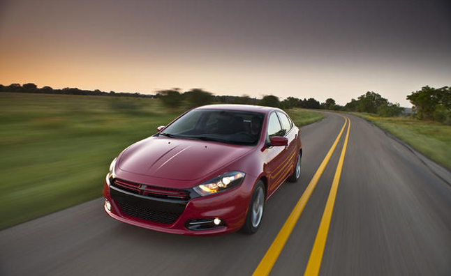Dodge Dart Sales Lag Because of Stick Shifts