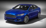 2013 Ford Fusion Hybrid Rated 47-MPG Combined