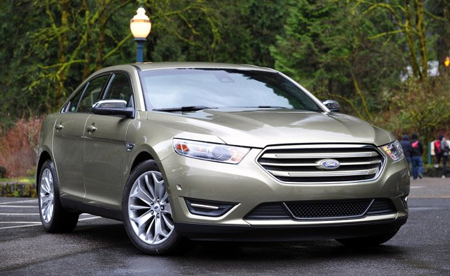 2013 Ford Taurus, Explorer, Lincoln MKS Earn Five-Star NHTSA Rating