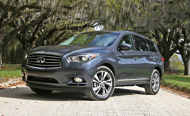 Infiniti JX35 Recalled for Inaccurate Fuel Gauge