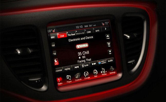 Next Gen Chrysler Uconnect Won't Need a Smartphone