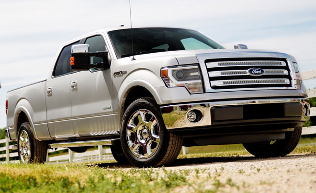 Ford Sued for Patent Infringement on Fuel Injection Used in F-150