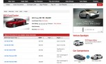 Most Researched New Cars of the Week: August 19 – 25, 2012