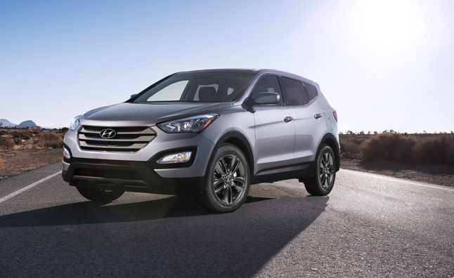 2013 Hyundai Santa Fe Undercuts Competition at $25,275
