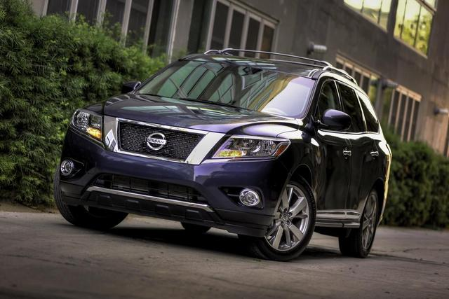 2013 Pathfinder Expected to Boost Nissan's Sales
