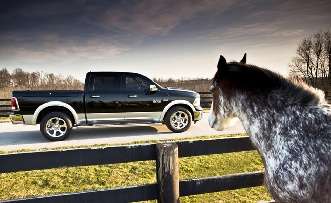 2013 RAM 1500 Priced from $23,585