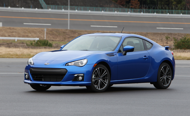 Subaru BRZ Convertible Coming in 2014