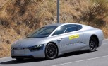 Volkswagen XL1 Caught Testing in Spy Photos
