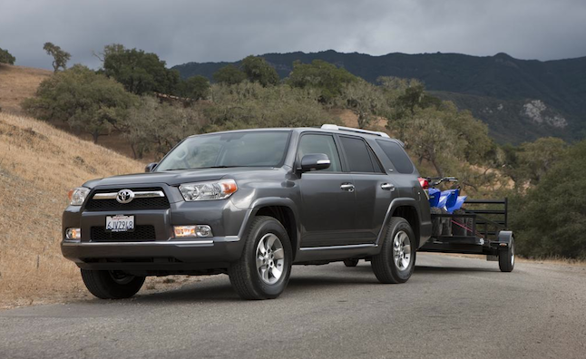 Toyota Releases 2013 Pricing For Five Truck Models