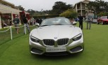 BMW Zagato Roadster shown off at Pebble Beach