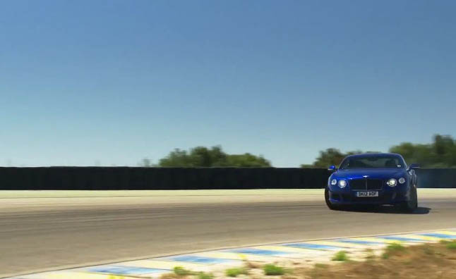 Bentley Continental Speed GT Video Released