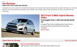 Most Read Car Reviews of the Week: August 19 – 25