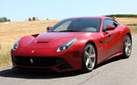 Ferrari F12 Berlinetta Heads to Pebble Beach for North American Debut
