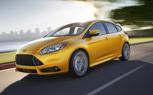 Ford Focus ST Takes on Rivals in New 'Sessions' YouTube Series
