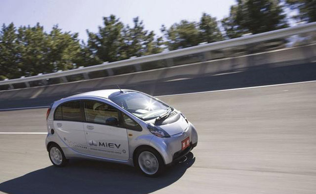 Mitsubishi I-MIEV Recalled for Faulty Airbag Tech