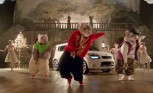 Kia Soul Hamster Commercial Travels Time