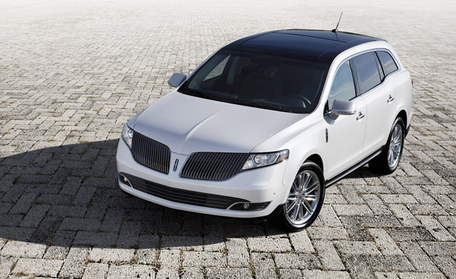 Five-Point Inspection: 2013 Lincoln MKT