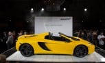 McLaren 12C Spider Unveiled at Pebble Beach