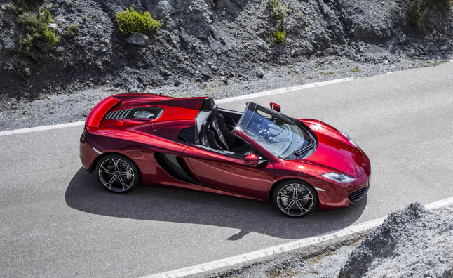 McLaren Unveiling Surprise Concept at Pebble Beach