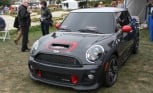 Mini JCW GP Makes Appearance at Pebble Beach