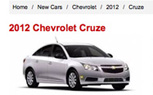 Most Researched New Cars of the Week: July 29 – August 4, 2012