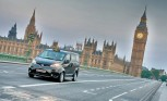Nissan Unveils New NV-Based London 'Black Cab' Concept