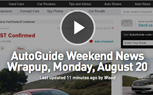 One Minute Weekend News Wrapup: Fiesta ST, GM Bankruptcy and Pebble Beach