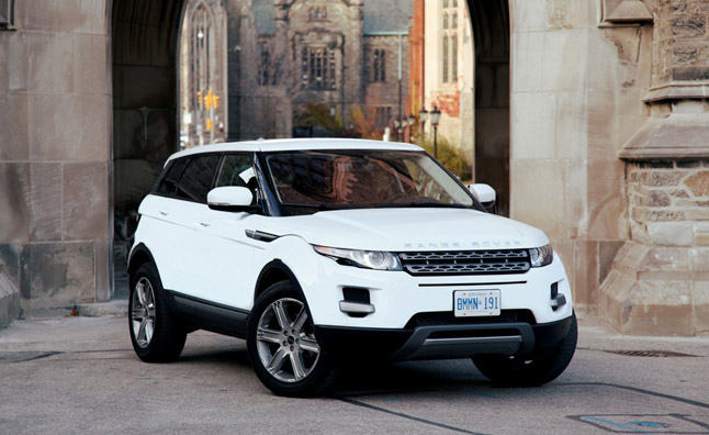 Land Rover Plant Starts 24-Hour Shift to Meet Evoque Demand