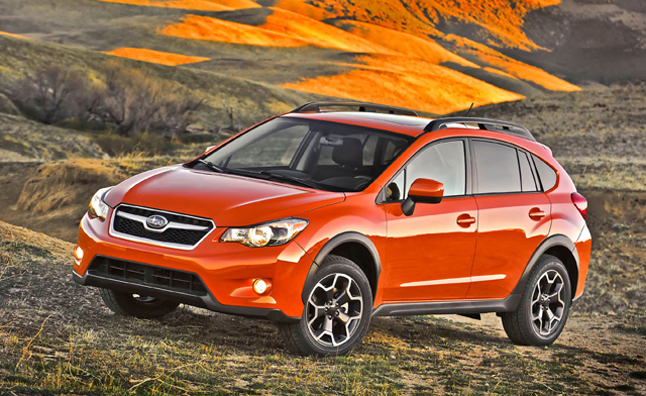 2013 Subaru XV Crosstrek Priced from $22,790