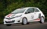Toyota Returns to WRC with Yaris, Sort of