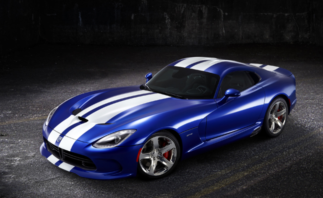 2013 Viper GTS Launch Edition Unveiled