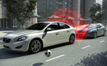 Self-Braking Cars Mandatory in Europe by 2014