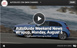 One Minute Weekend News Wrapup: A-Class Coming to America, Viper Returns to Racing