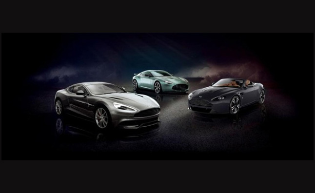 Aston Martin 'Power, Beauty, Soul' Tour to Visit Nine Countries