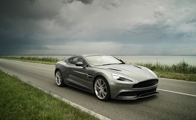 Aston Martin Vanquish to Make US Debut at Pebble Beach