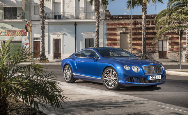 Bentley Continental GT Speed Full Details Revealed